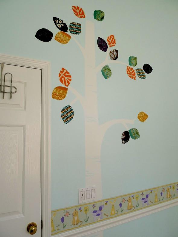 baby nursery wall 6