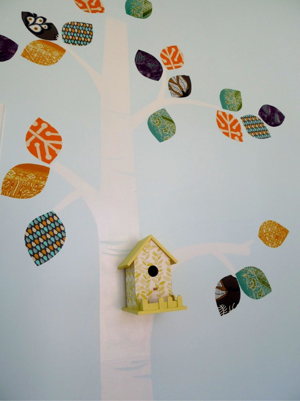 baby nursery wall 7
