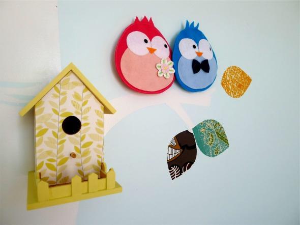 baby nursery wall 9