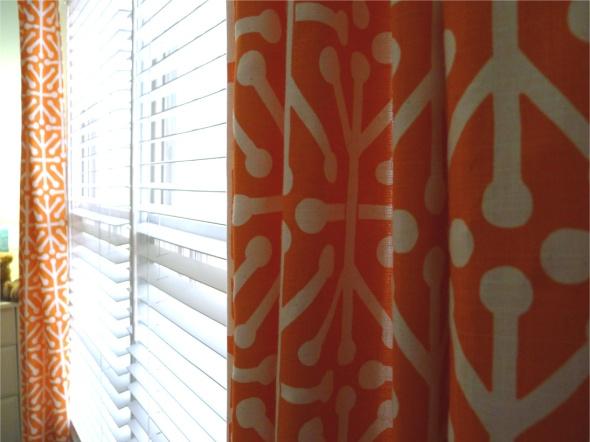 Curtain nursery 5