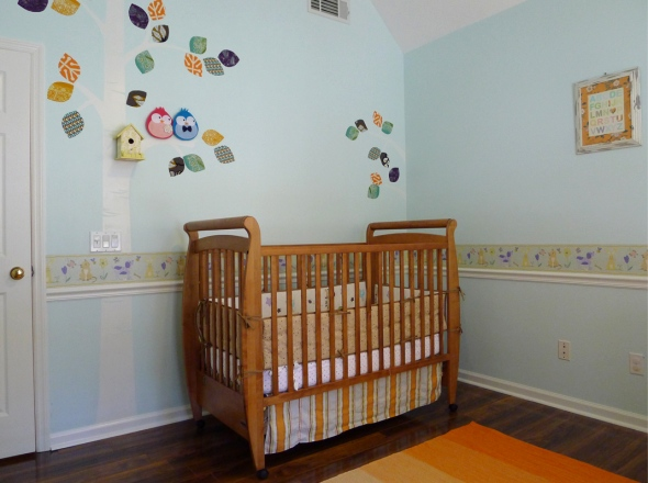 baby room reveal 2