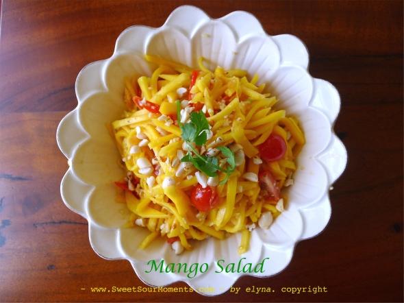 mango salad 2
