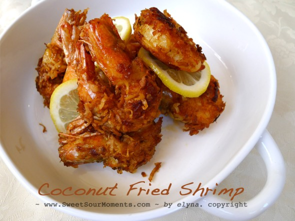 coconut fried shrimp 1