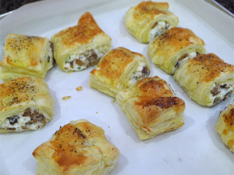 mushroom pastry 2