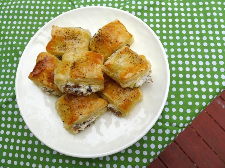 mushroom pastry 3