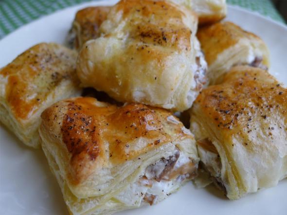mushroom pastry 4