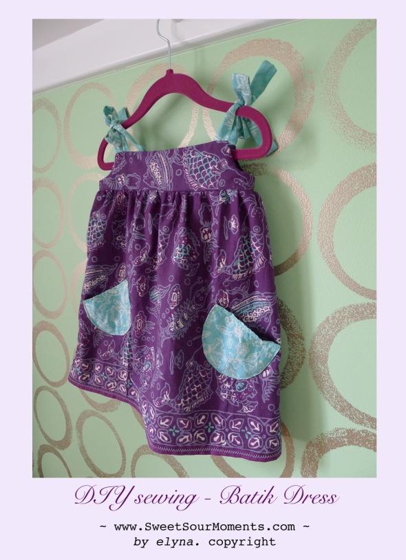 batik dress 1