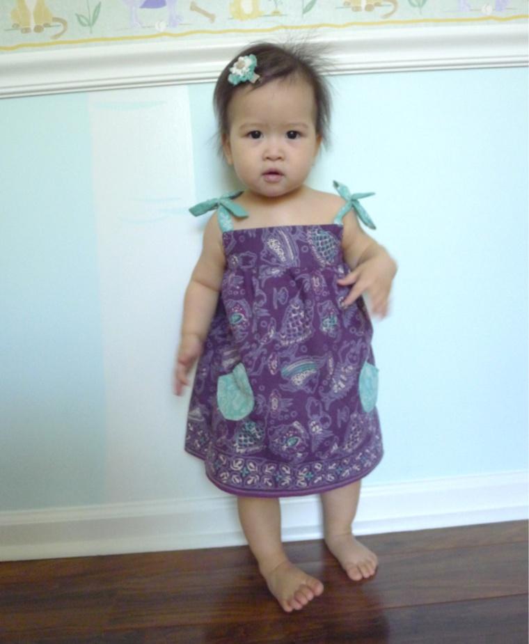 batik dress 2