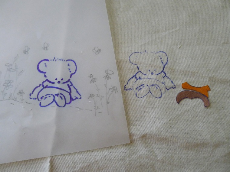 bear embroidery 1