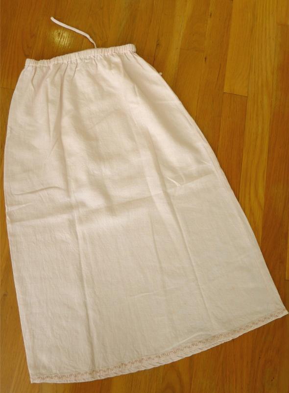linen dress 2