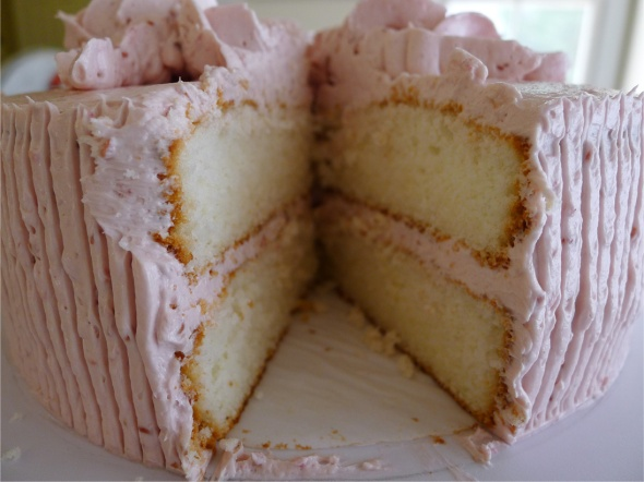 rose cake 5