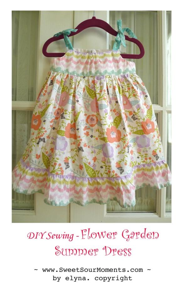 flower garden dress 1