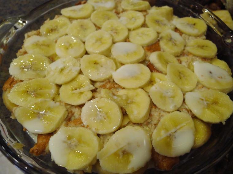 baked banana bread 3