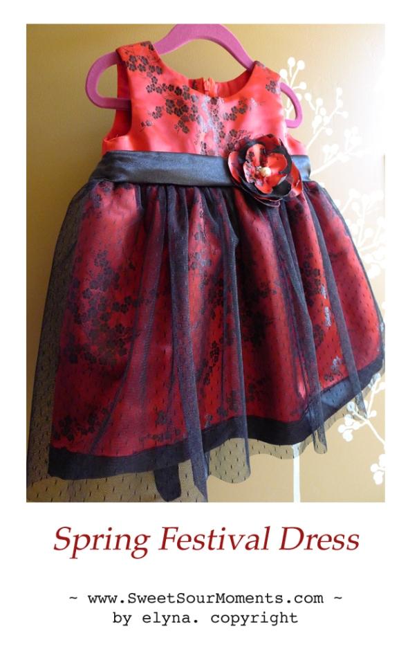 spring festival dress 2