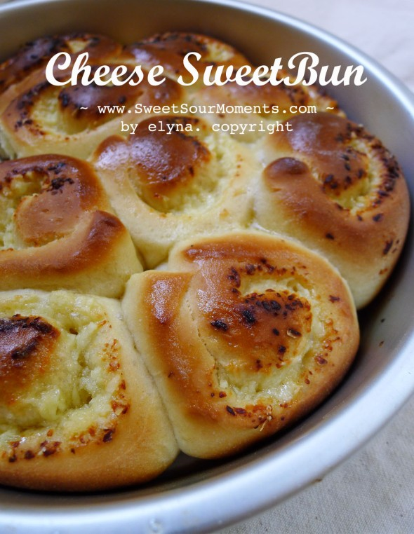 cheese sweetsbun