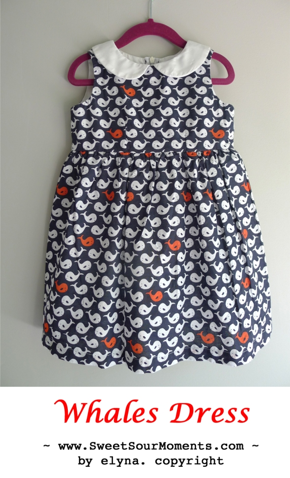 whales dress 1