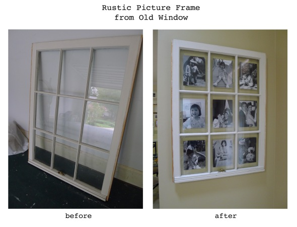Rustic Pic Frame 1