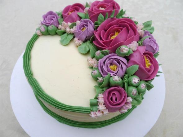 10 anniversary cake 2