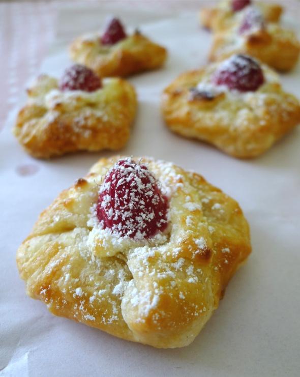 raspberry pastry 2