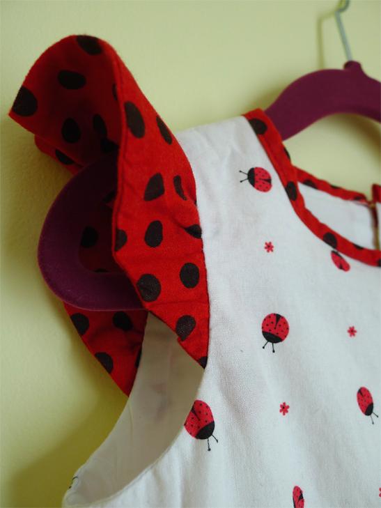 ladybug dress 2