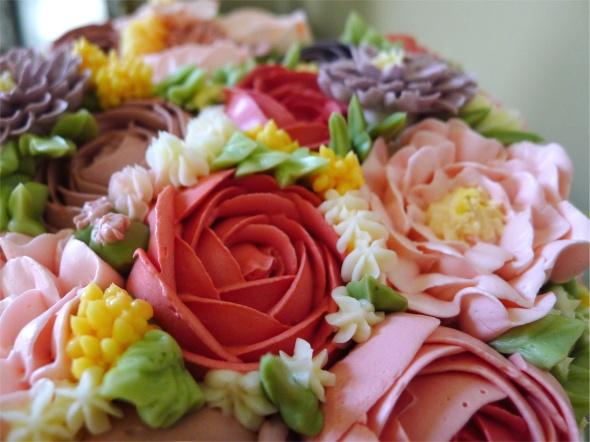valentine cake 2